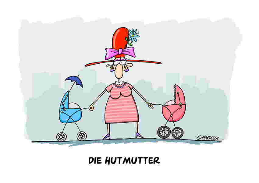 hutmutter