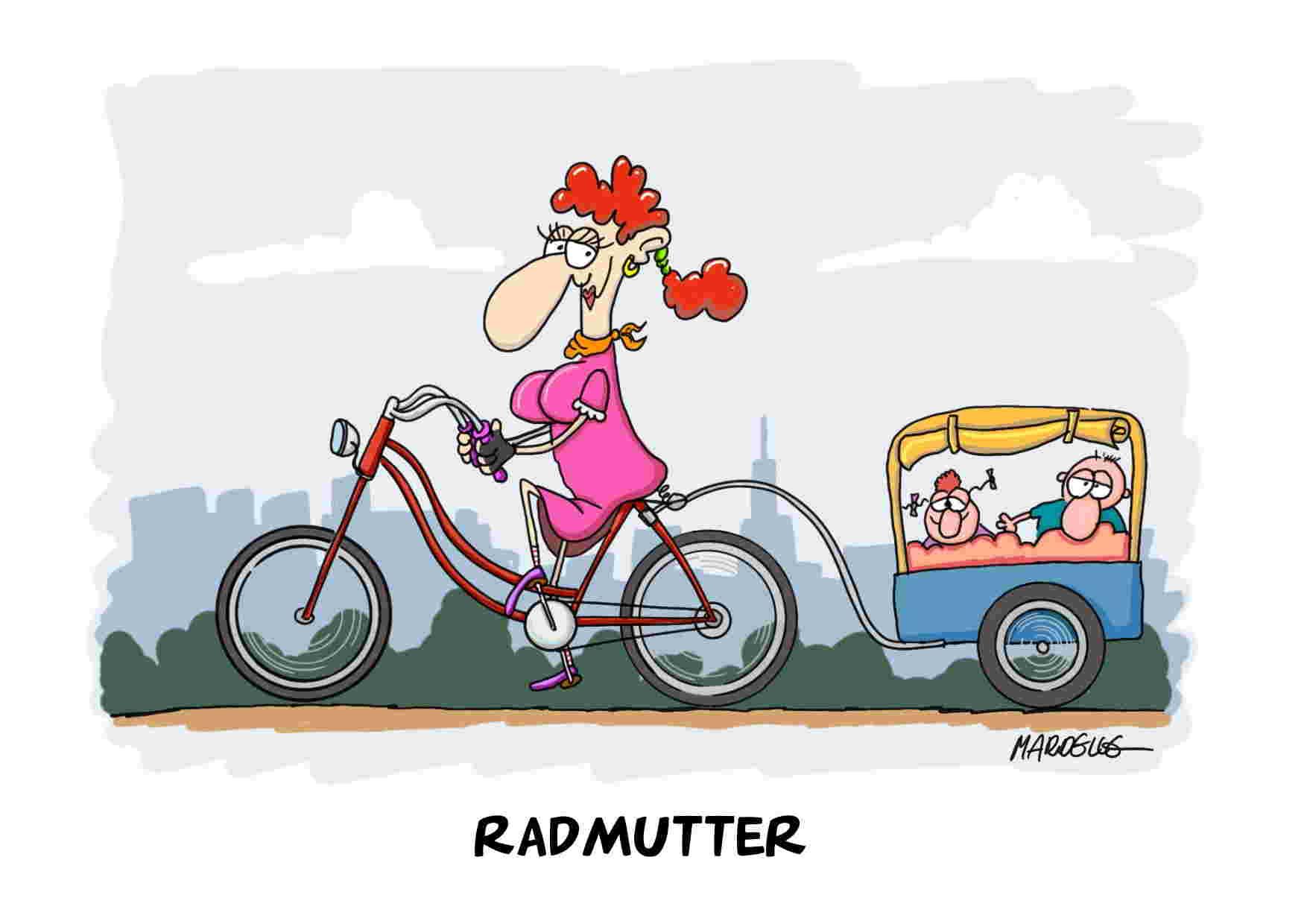 radmutter