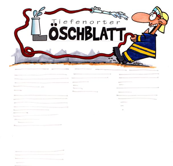 löschblatt