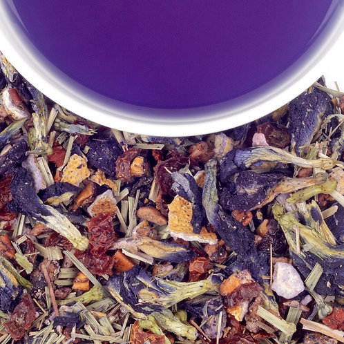 INDIGO PUNCH TEA