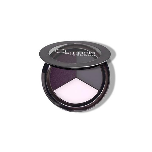 EYE SHADOW TRIO Color: Aubergine