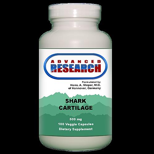 Shark Cartilage 500 mg | 50 veggie capsules
