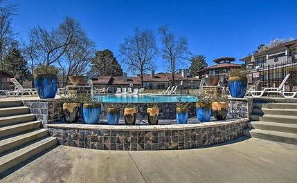 Hot Springs Emerald Isle Resort Condo on