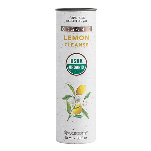 Lemon Organic Essential Oil 10 mL / 0.34 oz.