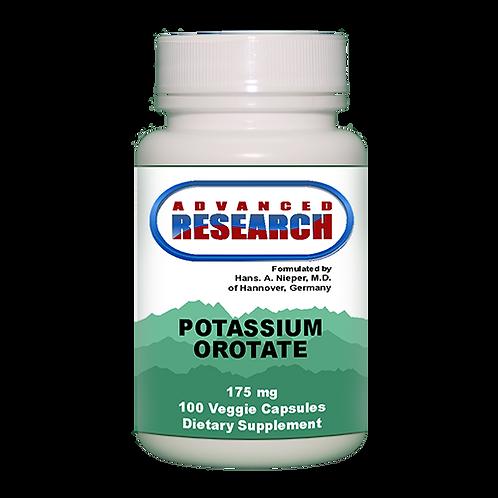 Potassium Orotate 175 mg | 100 veggie capsule