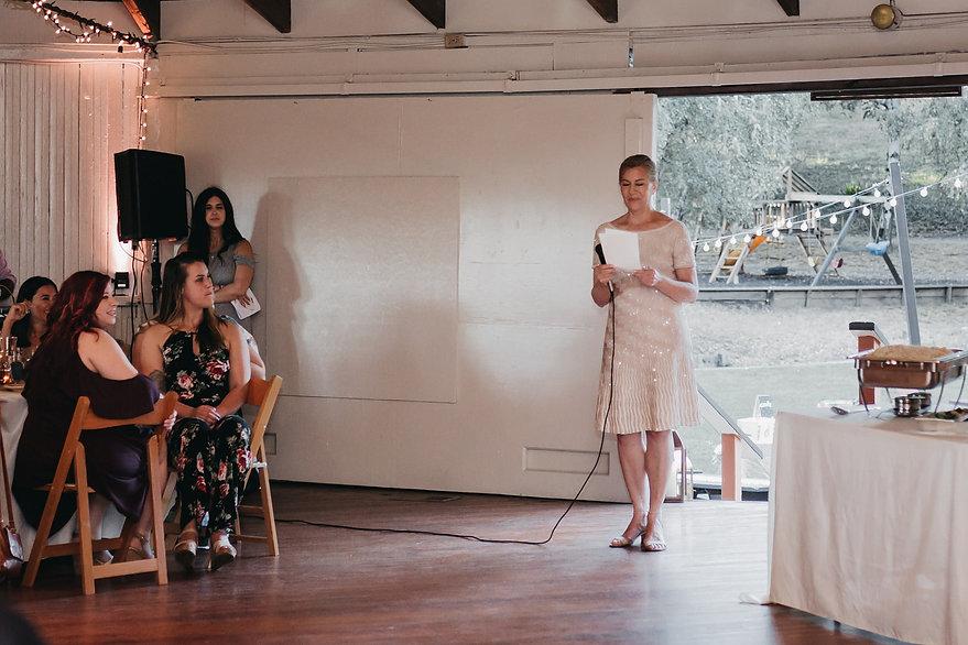 henrik ibsen park wedding reception speech