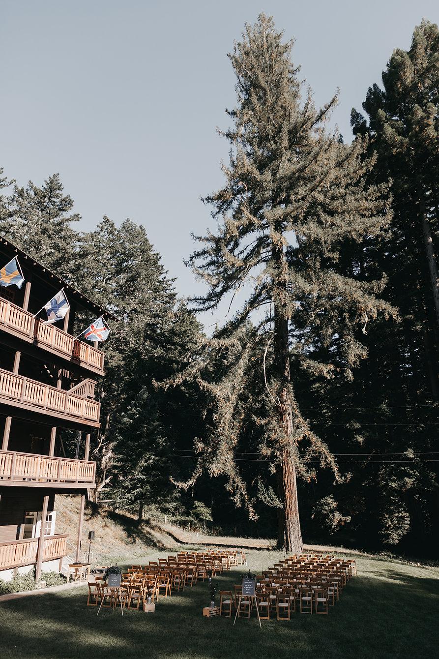 henrik ibsen park redwood wedding