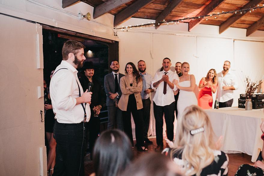 henrik ibsen park wedding reception best man speech
