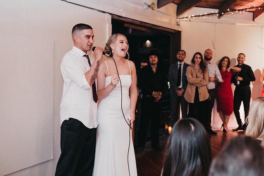 henrik ibsen park wedding reception bride and grooom speech