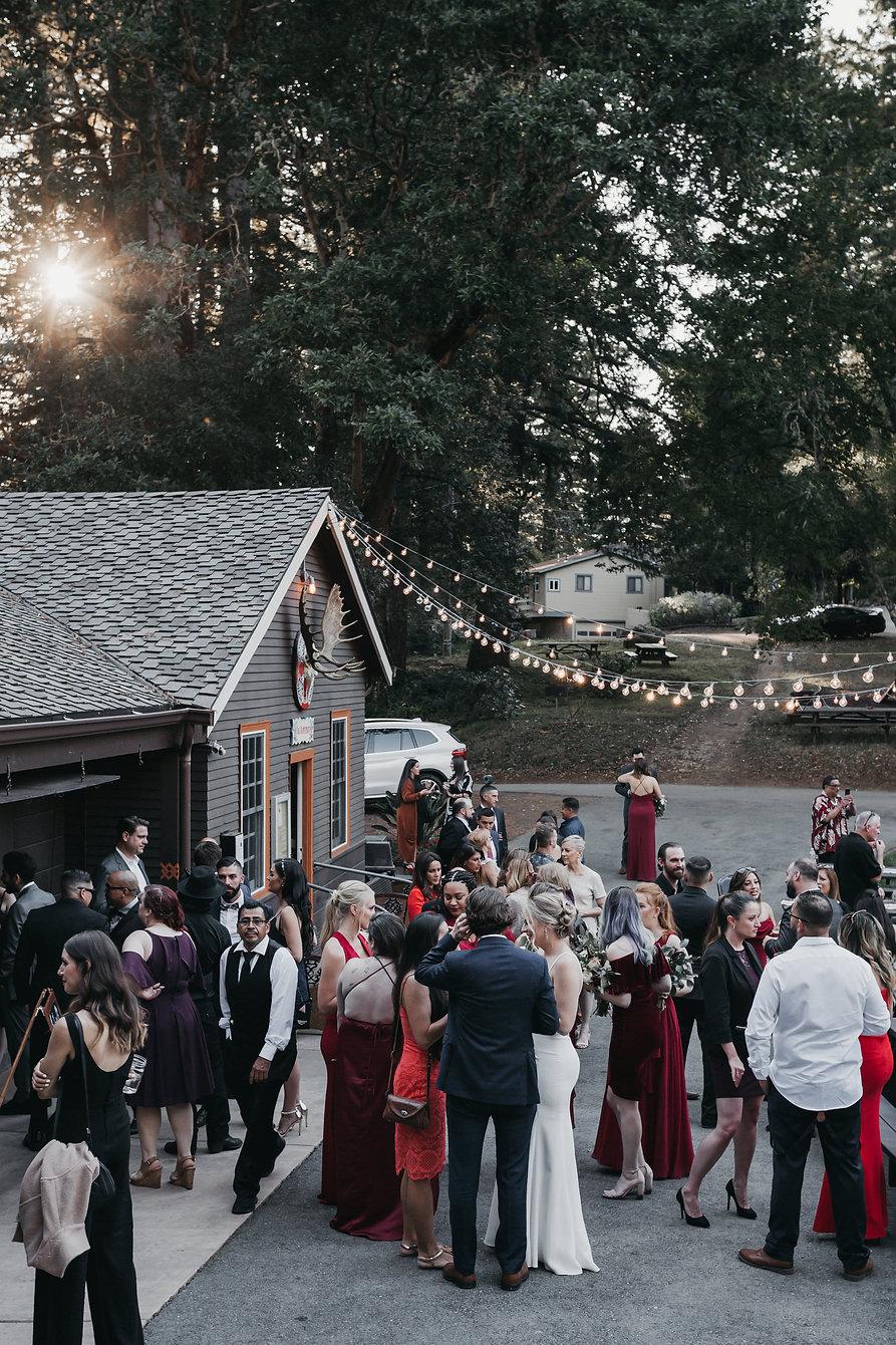 henrik ibsen park wedding cocktail hour