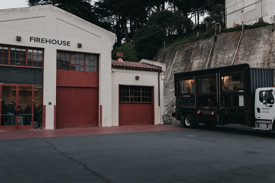 firehouse at fort mason wedding