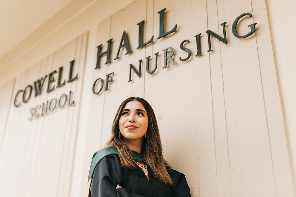 cowell hall school of nursing graduate