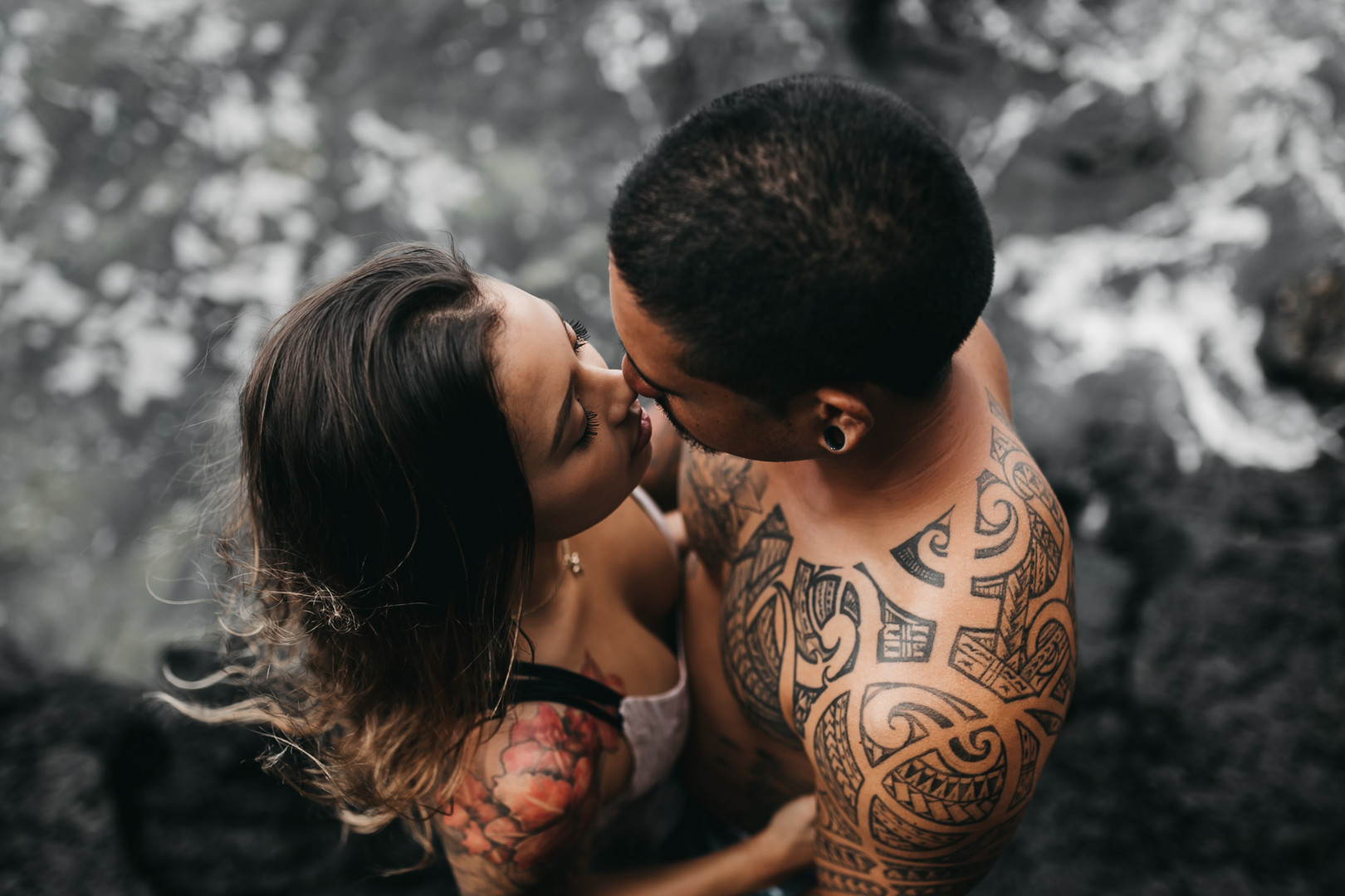 """""""A photographer with heart, passion, and high quality work to capture the perfect moment for whatever occasion.""""  - Jasmin + Kainoa"""
