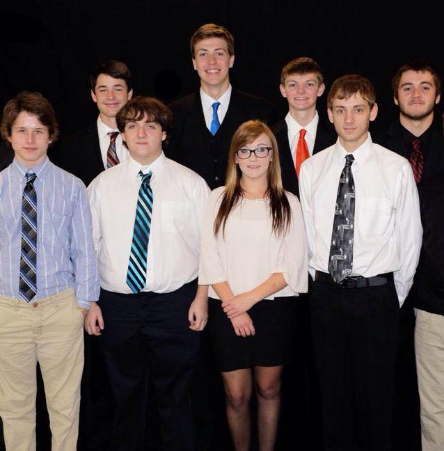 Junior Achievement Team