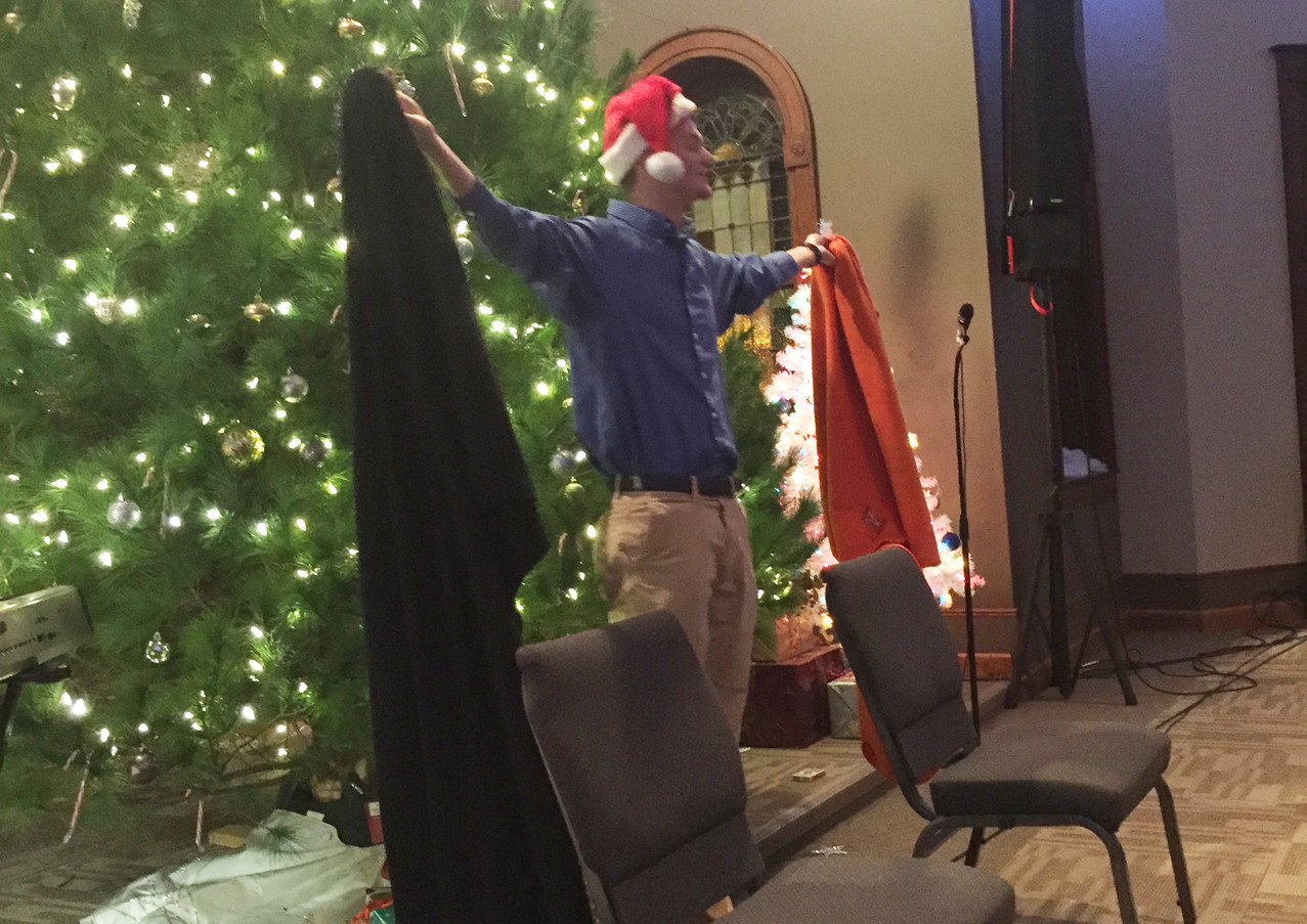 MA Bank Christmas Party Performance