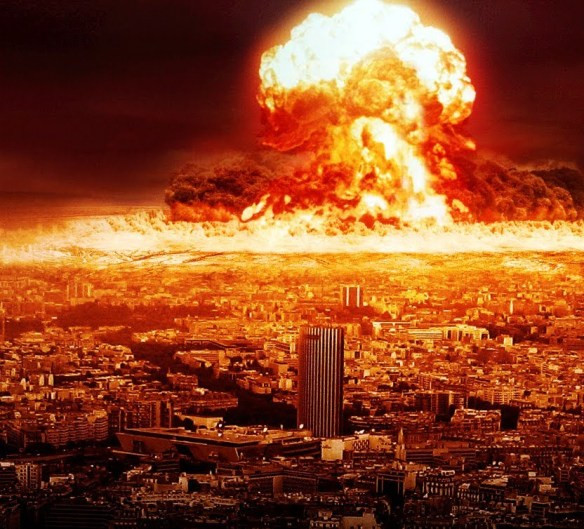 """Picture from the Movie """"Armageddon"""""""