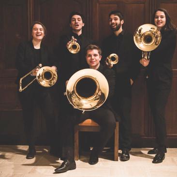 Le Tagada Brass en concert pédagogique le 20 mars 2021