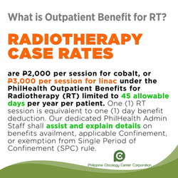 What is Outpatient Benefit for RTT?