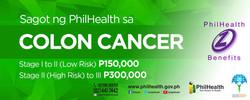 Philhealth - Colon Cancer Coverage
