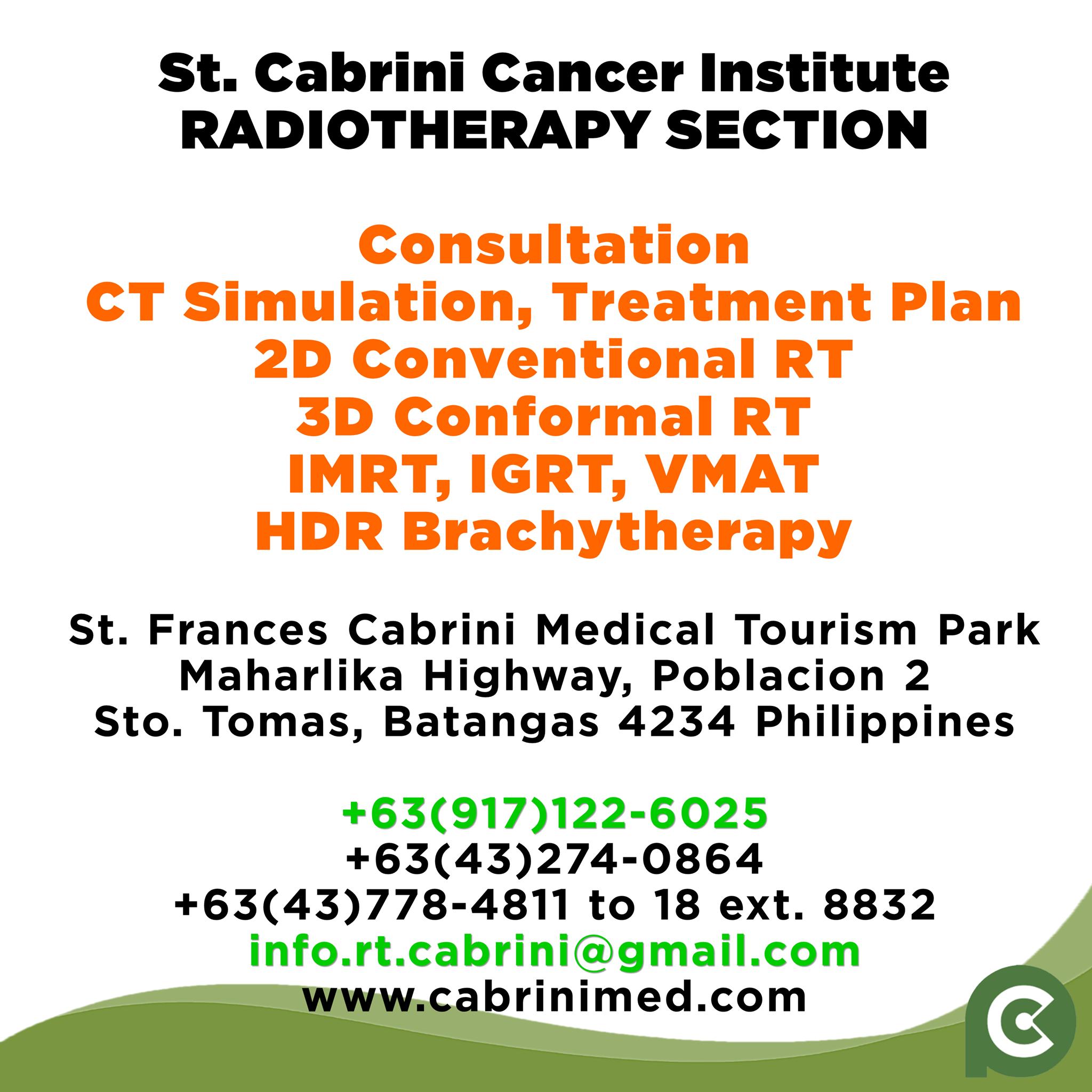 St. Cabrini Services