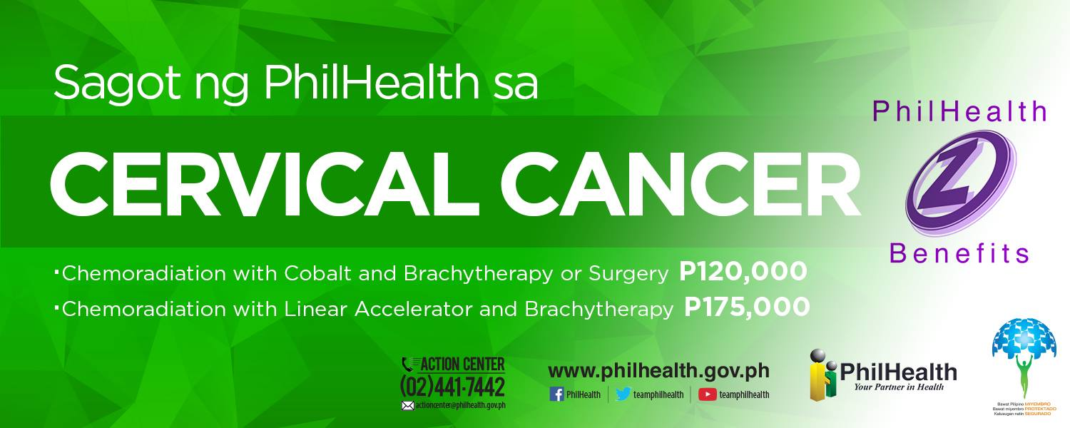 Philhealth- Cervical Cancer Coverage