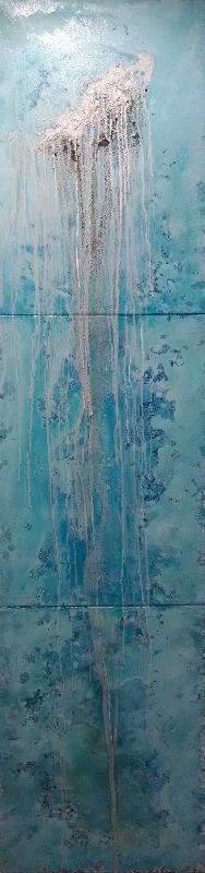 """Jellyfish IX: """"Big Blue"""""""