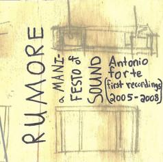 rumore: a manifesto of sound