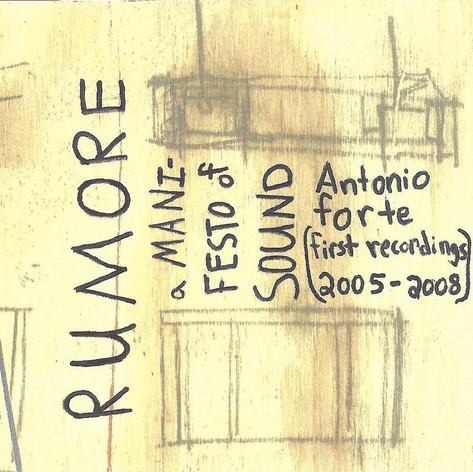 rumore: a manifesto of sound