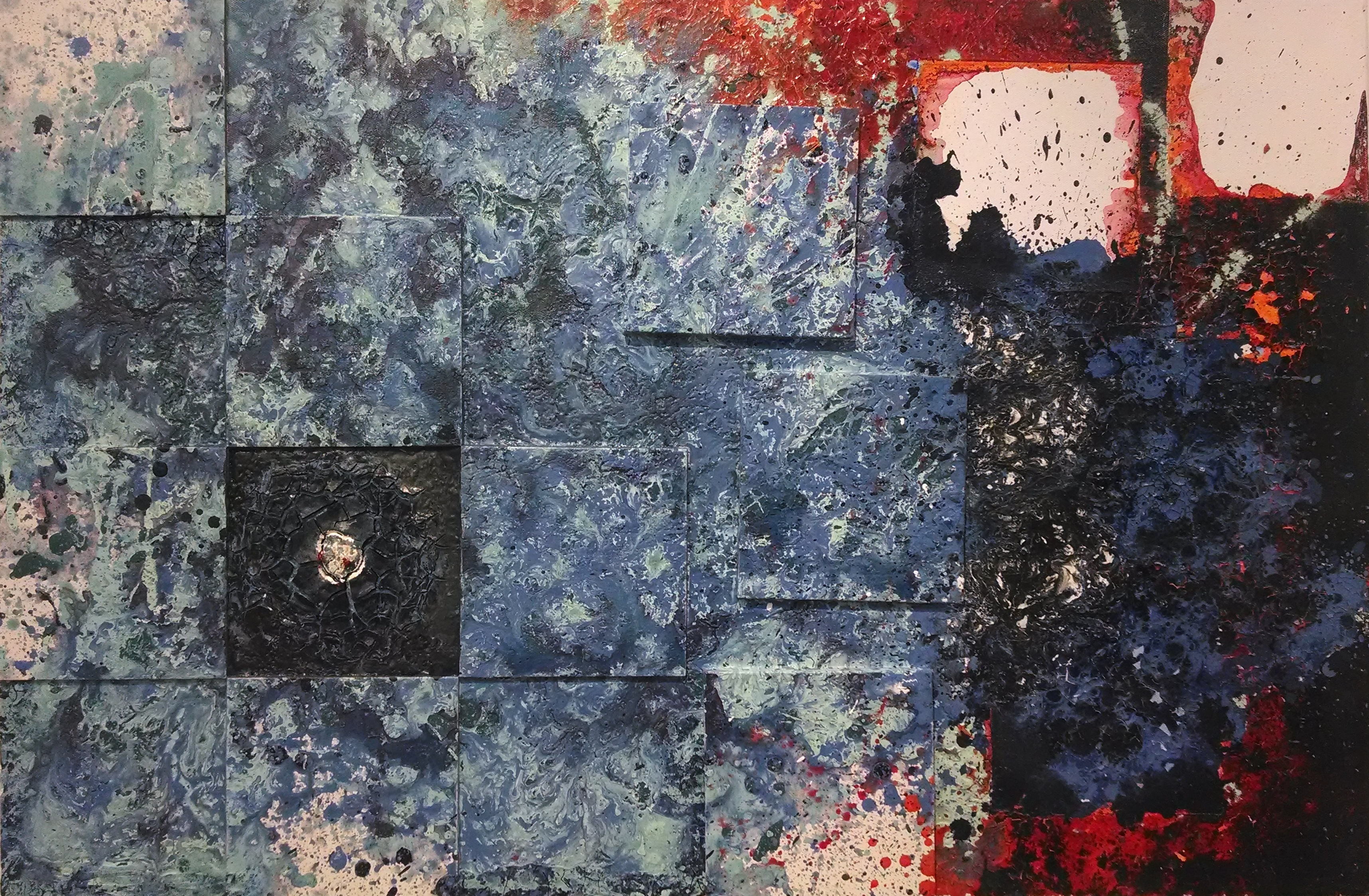 The Explosive Creationism of Squares