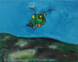 Flight of the Mad, Navigant Grasshopper