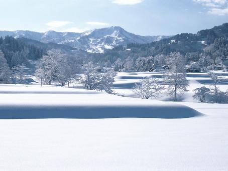 菱ヶ岳の四季:菱ヶ岳は堆積岩でできた山で数100万年前から250万年くらい前までは、深い海の底でした。