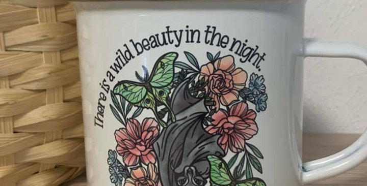 Wild Beauty in the Night cup