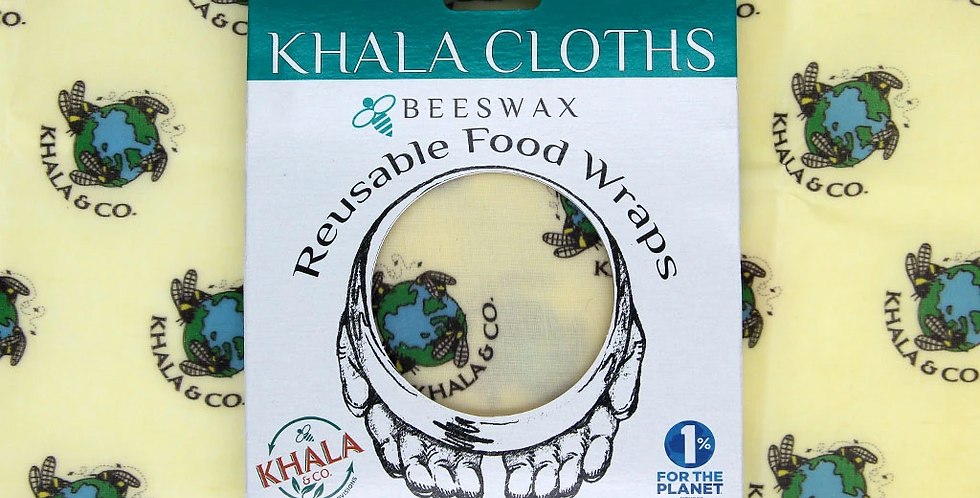 Khala Cloth Combo pack-Planetary Pollinators