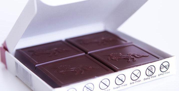 Addictive Wellness Herbal Chocolate
