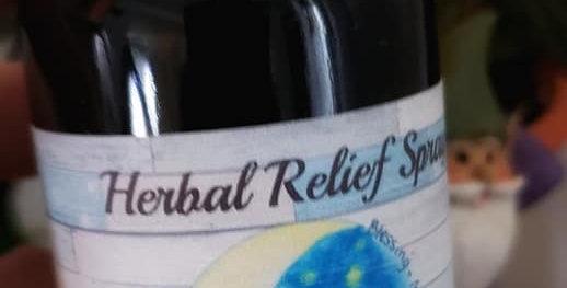 Herbal Relief Peri Spray