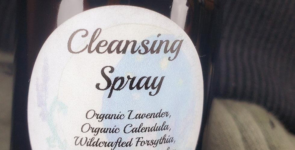 Cleansing Spray