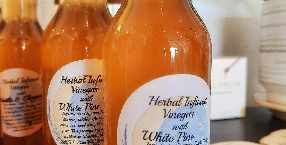 White Pine infused Vinegar