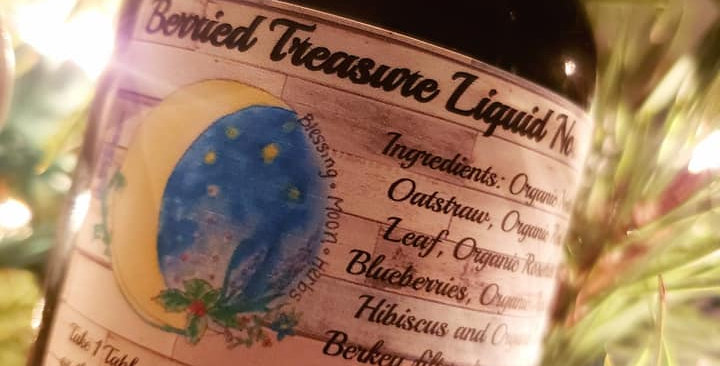 Berried Treasure Liquid Nourishment