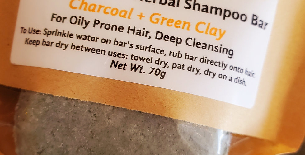 Generous Earth Shampoo Bars