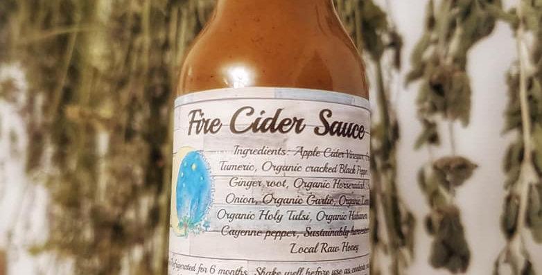 Fire Cider Sauce