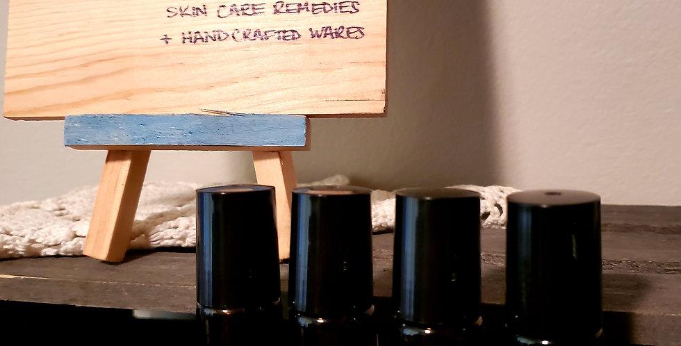 Organic Botanical Scent Oil Roller Bottles By HoeMade