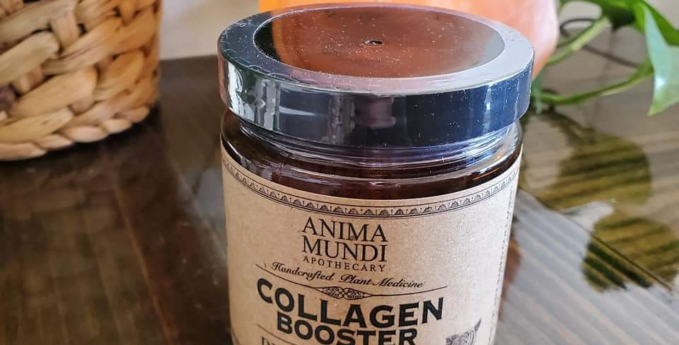 Anima Mundi Dirty Rose Chai Collagen Booster