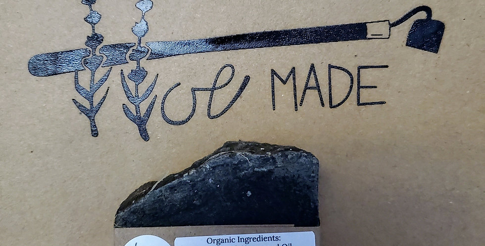 Charcoal Facial Soap by HoeMade