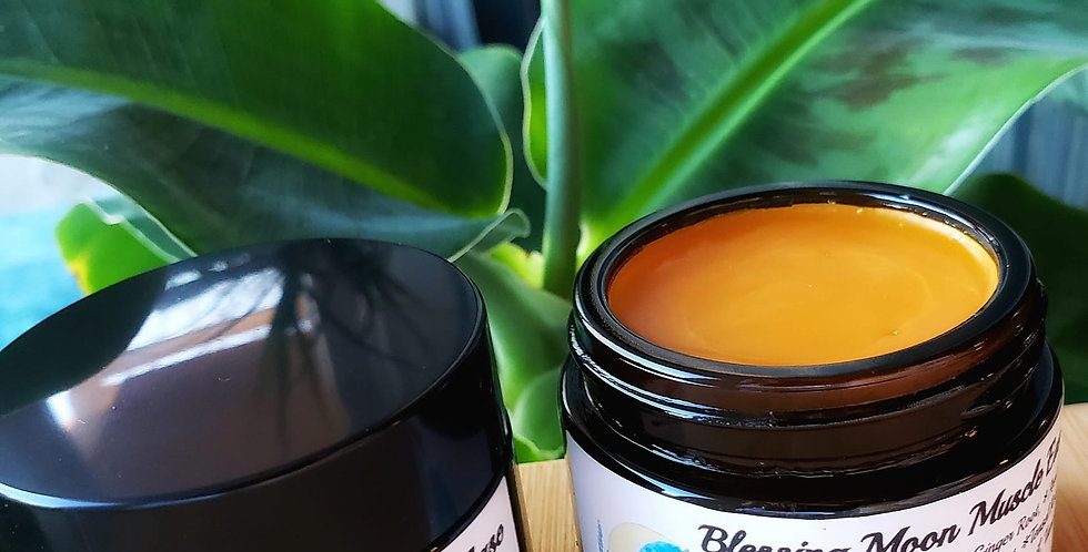 Blessing Moon Muscle Salve