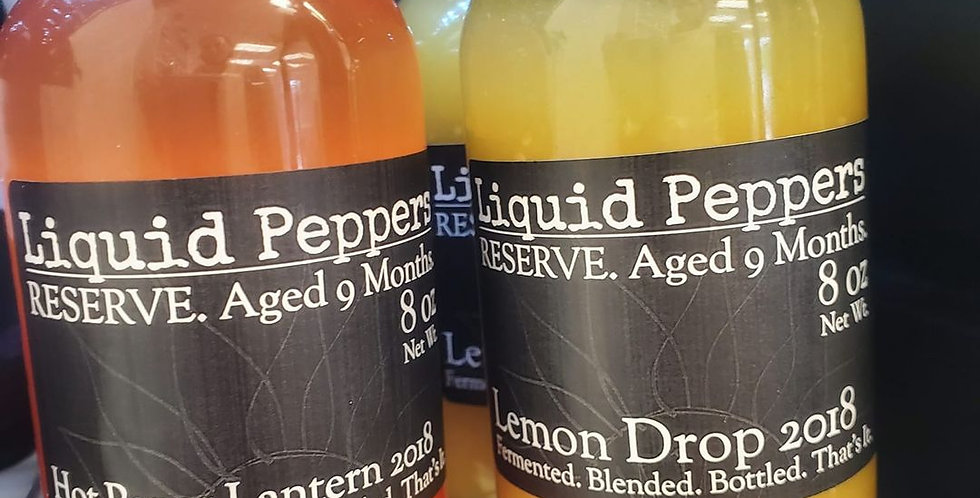 Young Urban Homesteaders Liquid Peppers