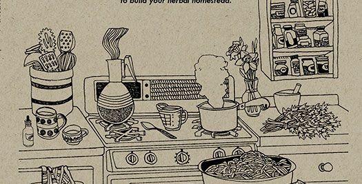 The Herbal Homestead journal