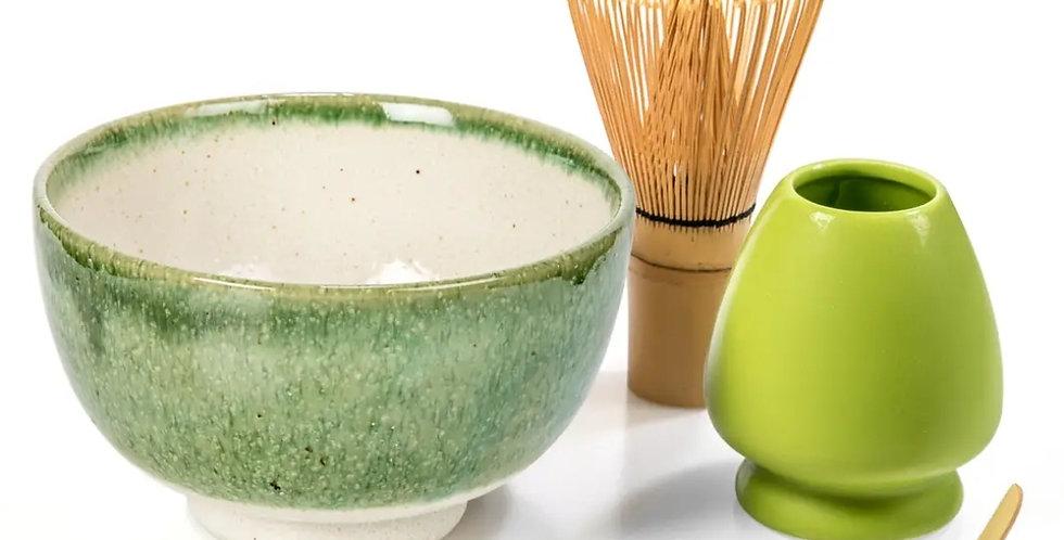 Matcha Tea Startup Set