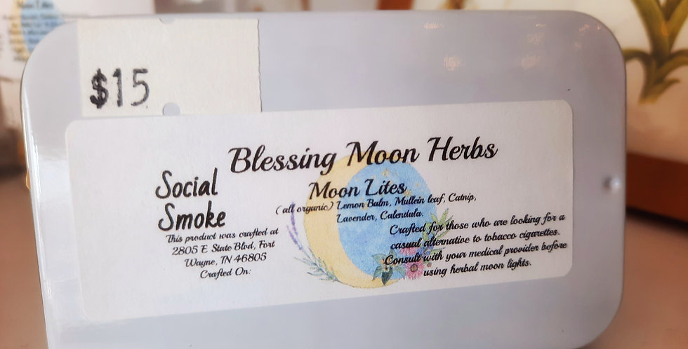 Moon Lites- Social smoke