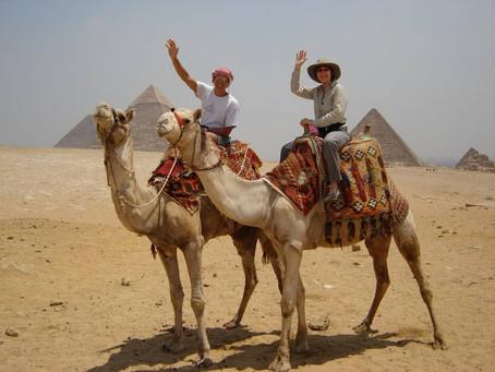 Visiting Cairo