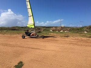 Aruba-Fun + Sand Sailing